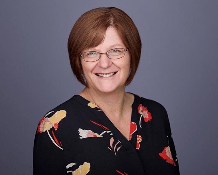 Photo of Debbie Dore APMs Chief Executive