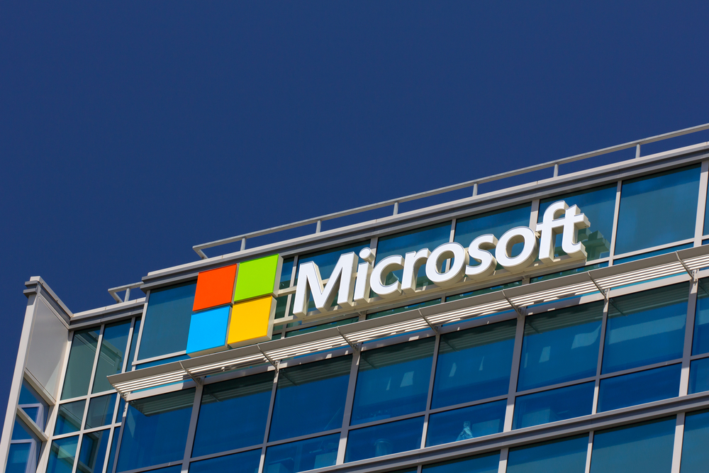 Photo of Microsoft which adopted ITIL in 2000