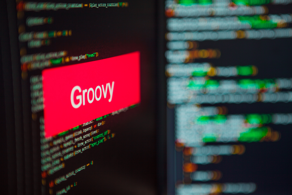 Photo of Programming language Groovy, one of codehaus' most important projects.