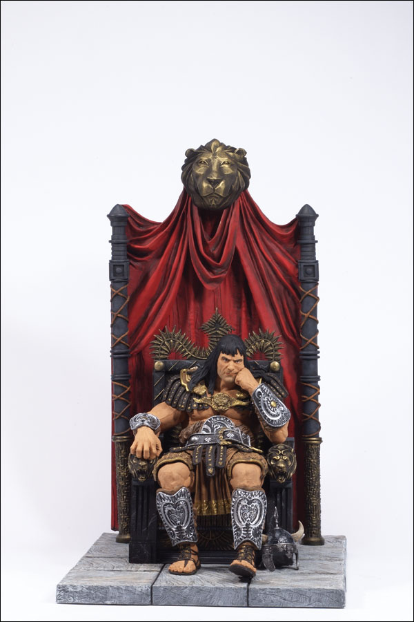 McFarlane Toys King Conan Of Aquilonia Project Mayhem Collectibles Amp Action Figures Durban