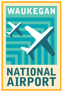Waukegan National Airport logo