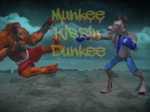 Munkee Kissin Dunkee