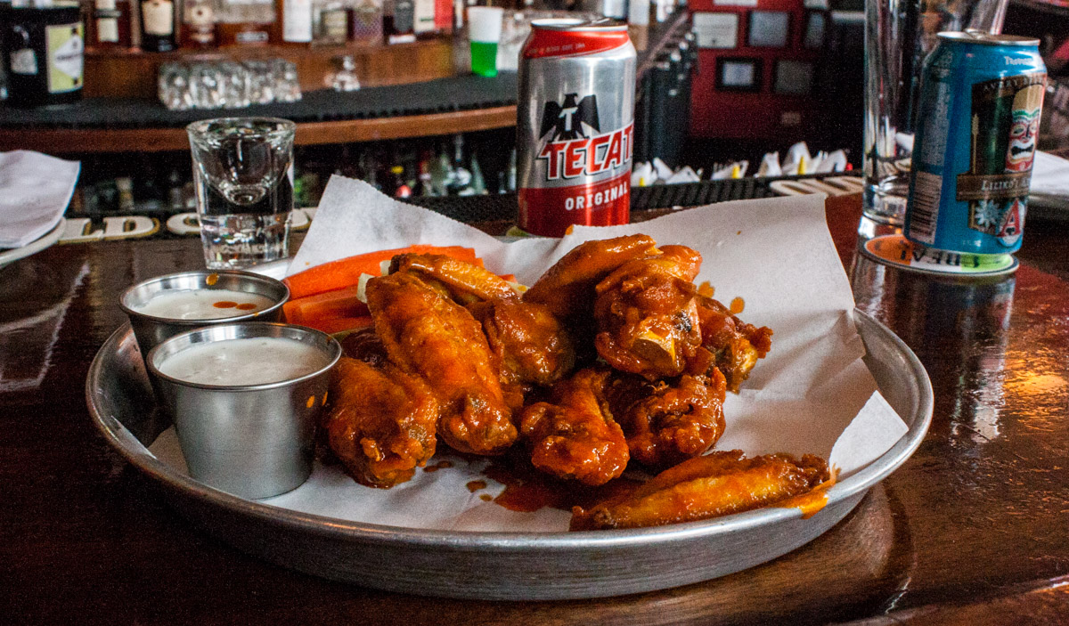 The Great West Town Chicken Wing Debate