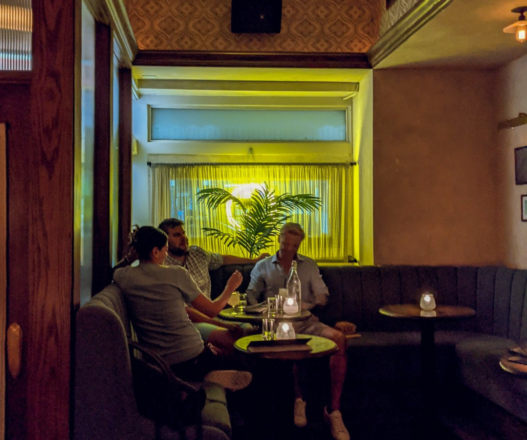 Italian Eats and Cuban Drinks