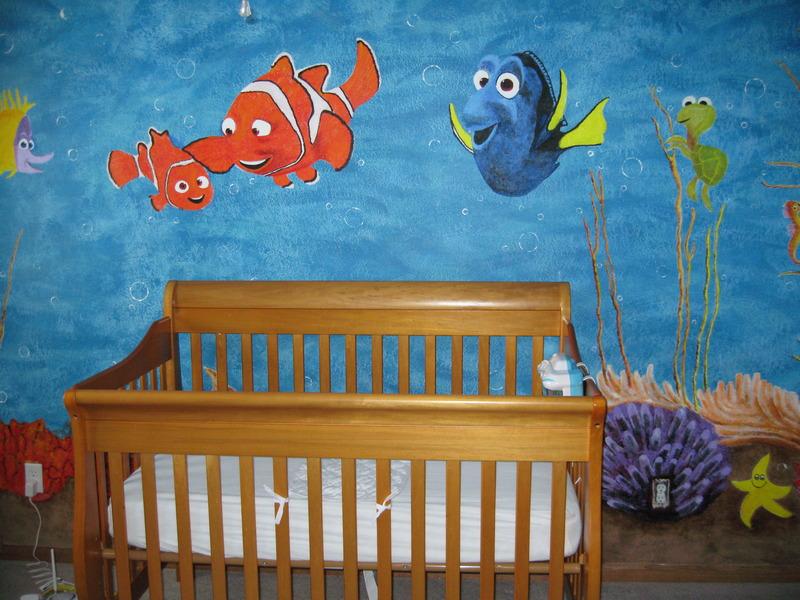 Finding Nemo Project Nursery