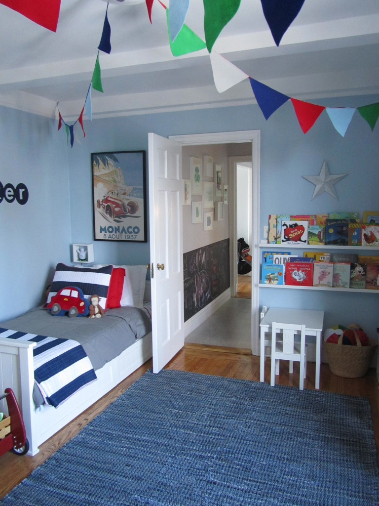 Little Bs Big Boy Room Project Nursery