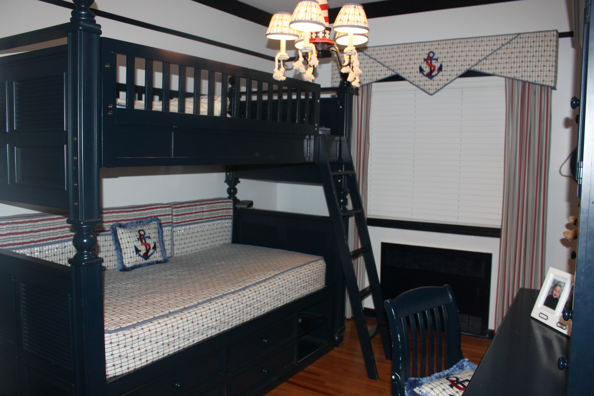 Kyle And Geos Nautical Boys Bedroom Project Nursery