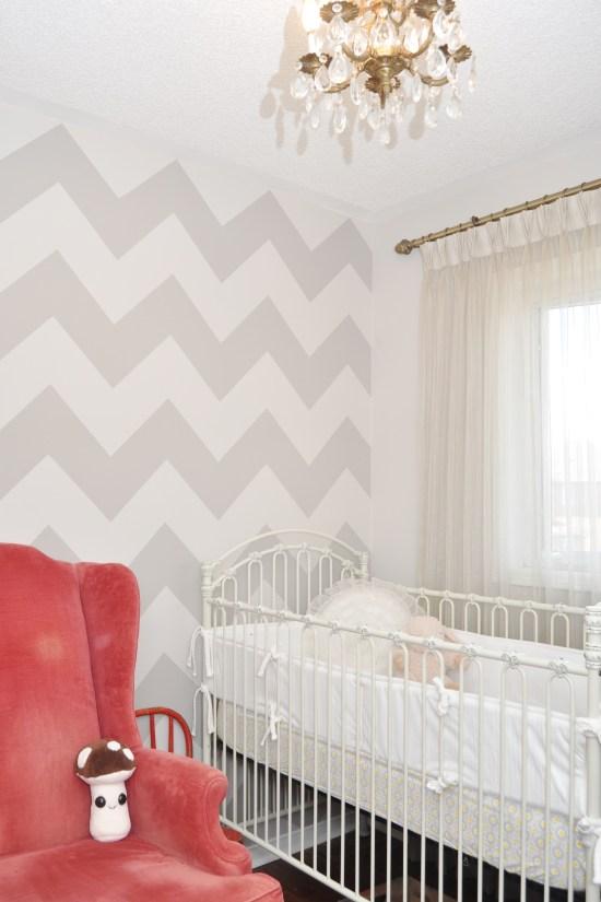 Mini Piccolini - Grey Nursery with Colour Pops