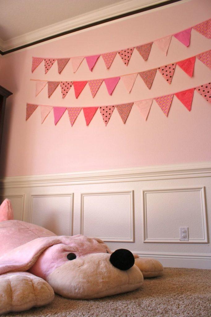 Big Girl Room In Pink Project Nursery