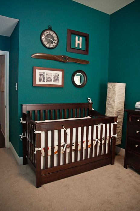 Favorite Paint Colors - nursery color
