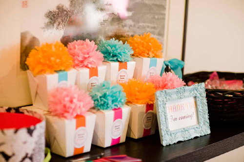 Choosing A Color Scheme As The Theme For Your Party