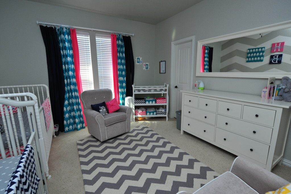 A Room For Two Project Nursery