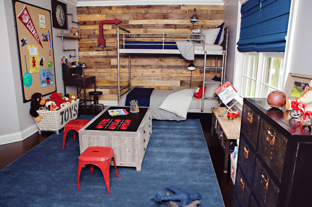 Baby Furniture Columbus Ohio #22: Rh Baby Amp Child Industrial Vintage Boy 39 S Room Makeover