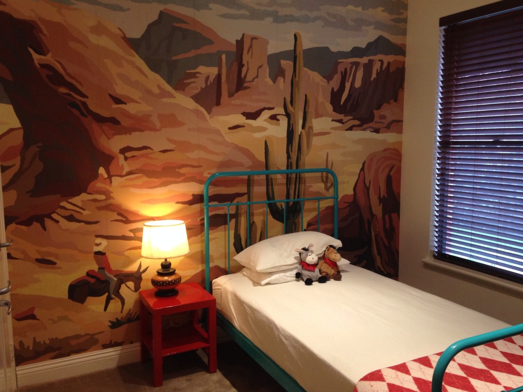 Vintage Cowboy And Indian Toddler Room Project Nursery