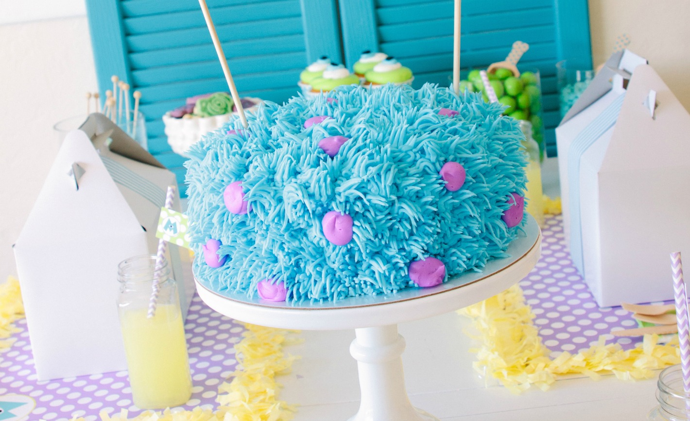 Monsters Inc Inspired Birthday Party Project Nursery