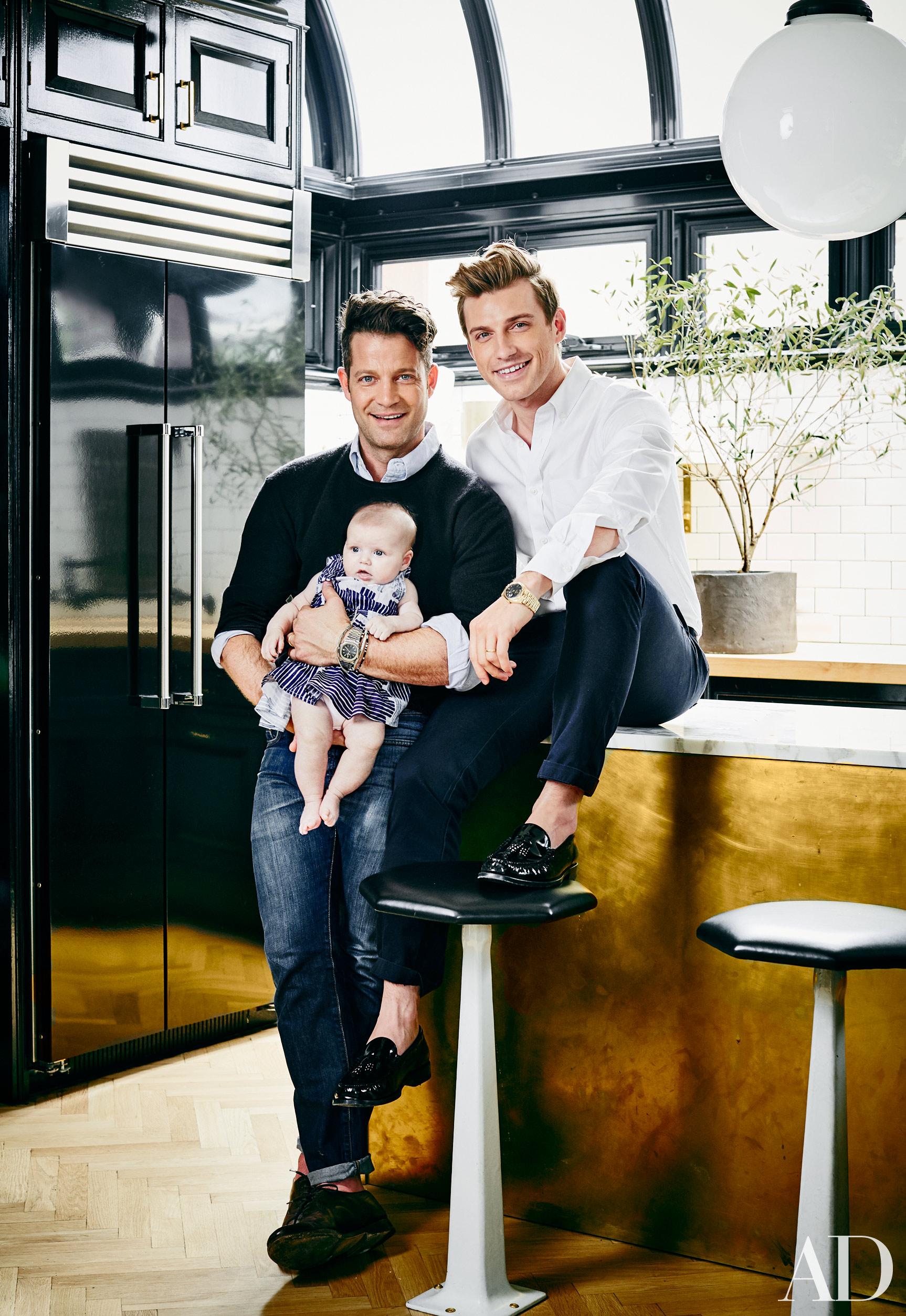 Celebrity Nursery Nate Berkus Shares Daughters Nursery