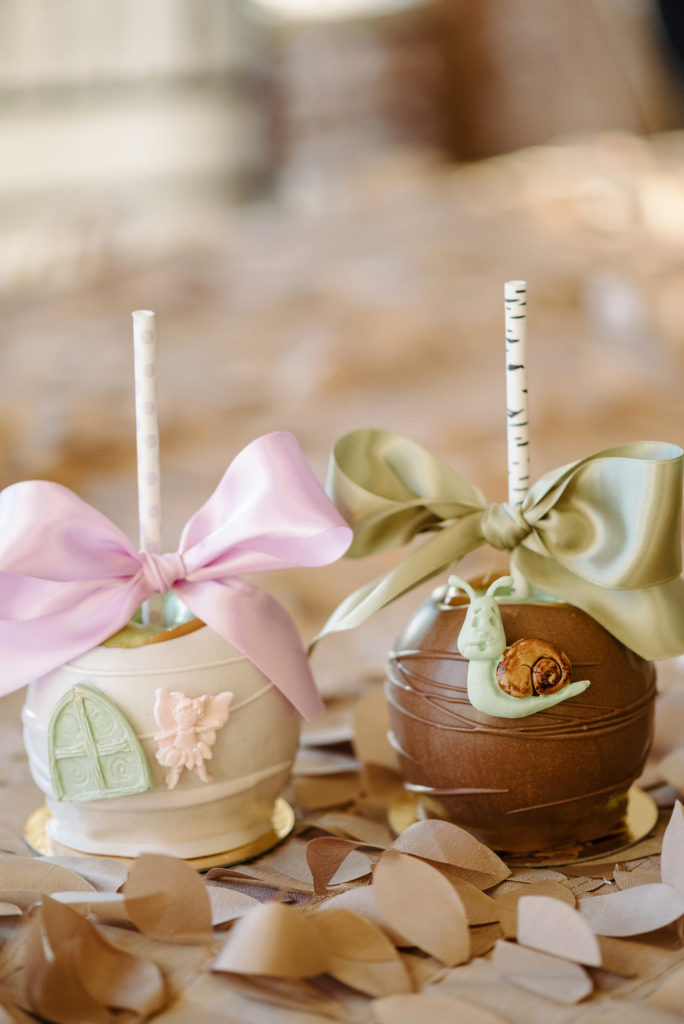 Enchanted Woodland Birthday And Baptism Project Nursery