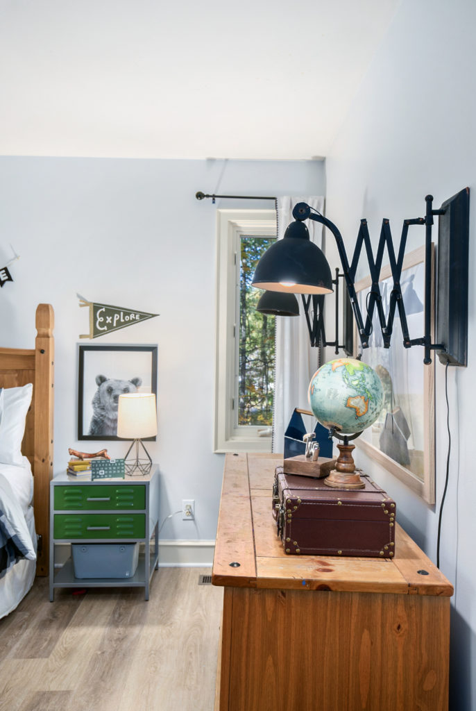 Adventure Theme Boy Bedroom Makeover Project Nursery