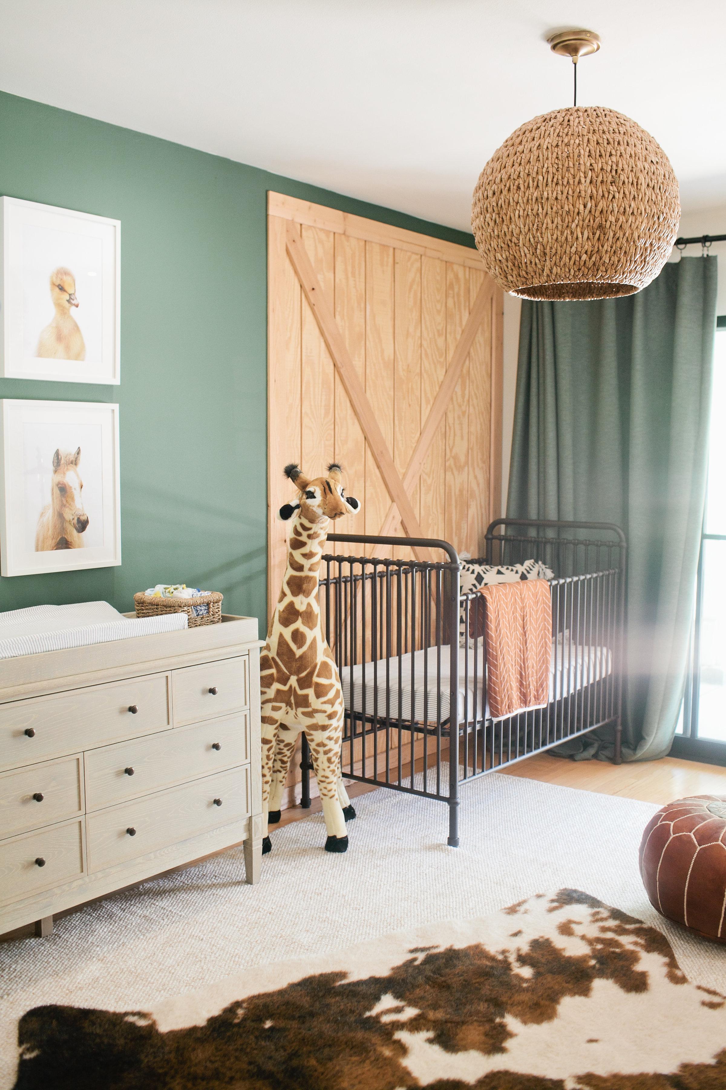 title | Safari Nursery Decor