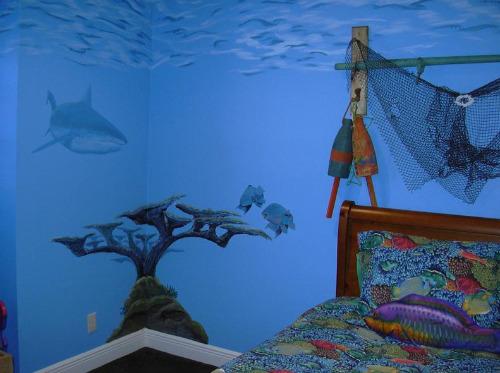 Aquatic Themed Nurseries