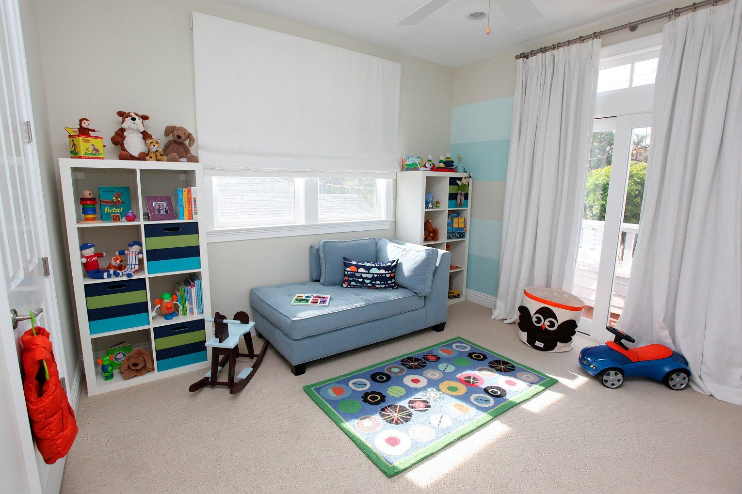 It's Alive! A Transitional Toddler Room