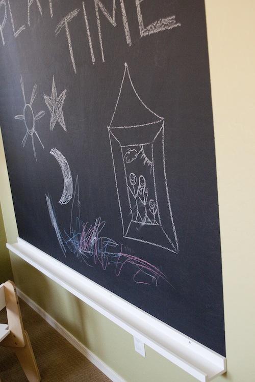 Chalkboard Playroom