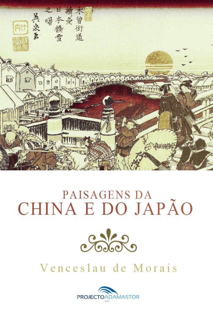 Paisagens da China e do Japão Image