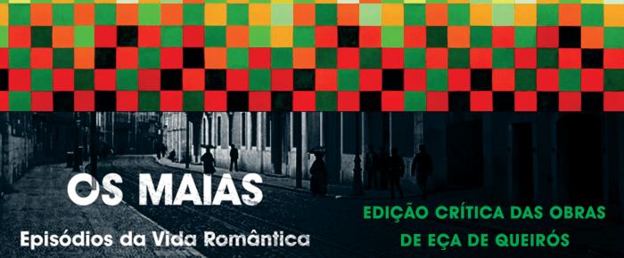 INCM lança edição crítica de «Os Maias»