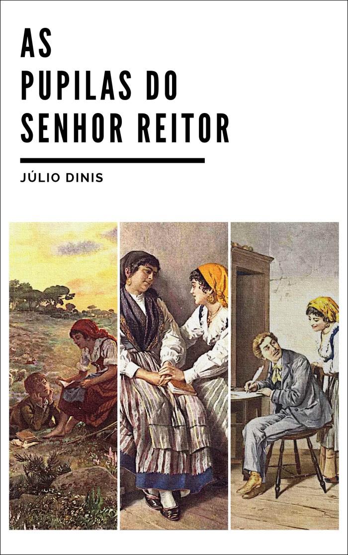 As Pupilas do Senhor Reitor Image