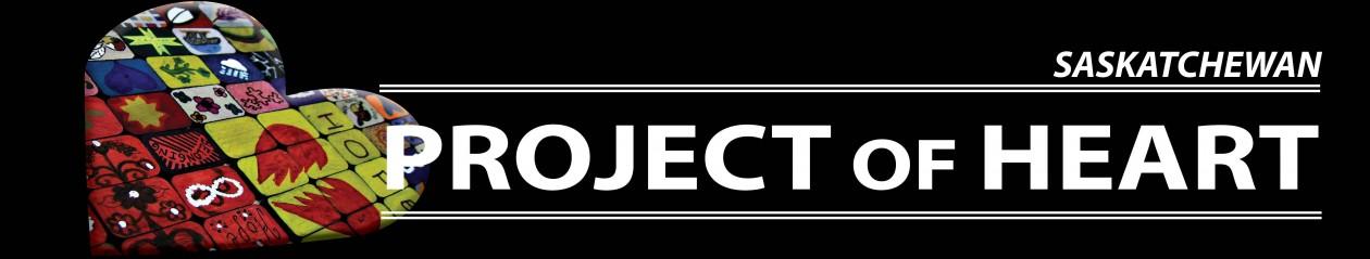 project of heart saskatchewan