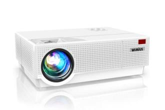 WiMiUS P28 Projector Featured