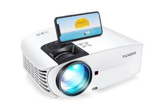 Vankyo Leisure 510PW Projector Featured