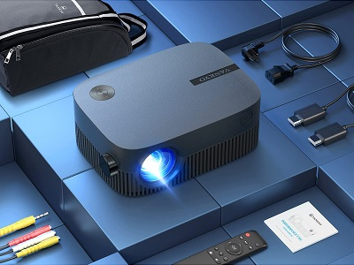 V700 Projector Whats Included