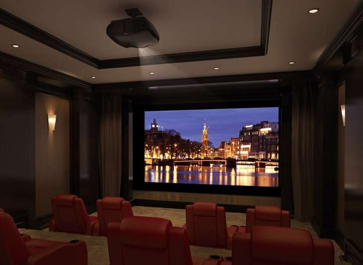 Home Theater Projectors - Our Projector Reviews for 2021