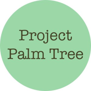 Project Palm Tree Logo