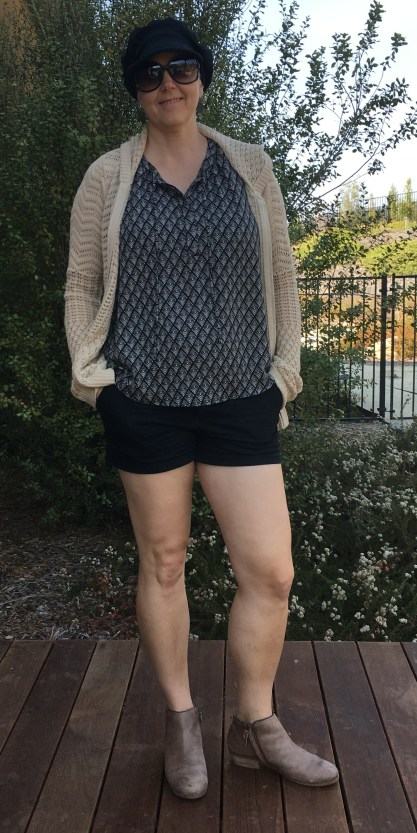 With sweater, and you can see the shoes I picked