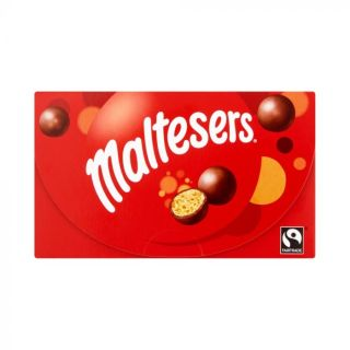 Maltesers - American Chocolate In Germany