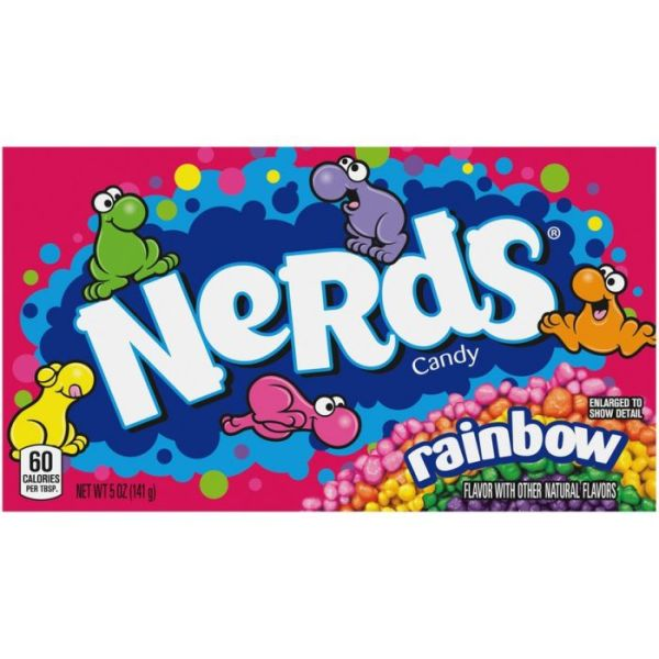 Nerds - American Candy in Germany
