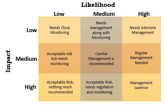 Risk management model