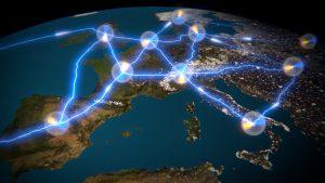 Visual Quantum Internet