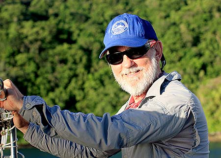 pat scannon on bentprop.org expedition