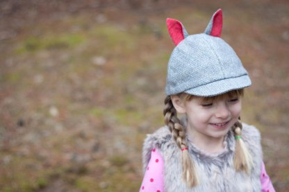 Sweet Pea Cap by Jennuine Design for Project Run & Play