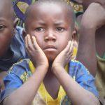enfant Baka cameroun