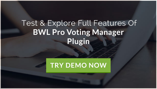 BWL Pro Voting Manager - 50