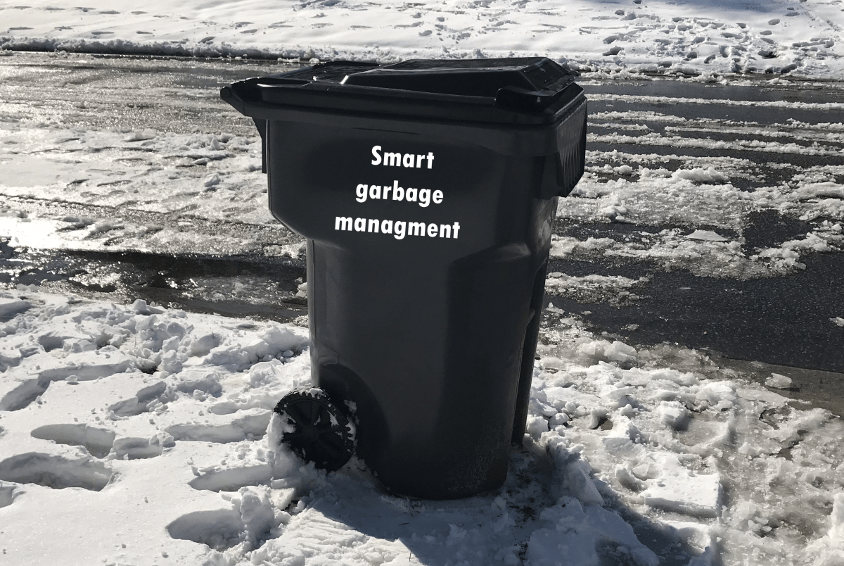 Smart Garbage Management