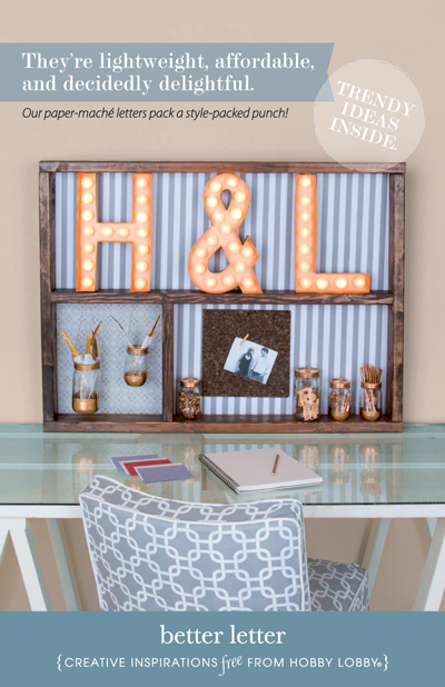 Project Category Hobby Lobby