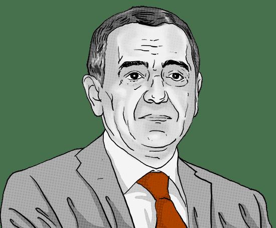 Ministro argelino de Industria y Minería
