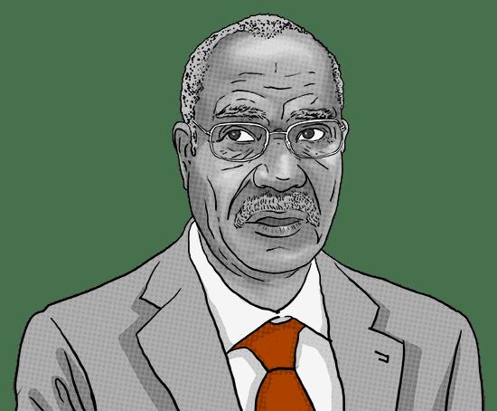 Ministro de Petróleo de Angola