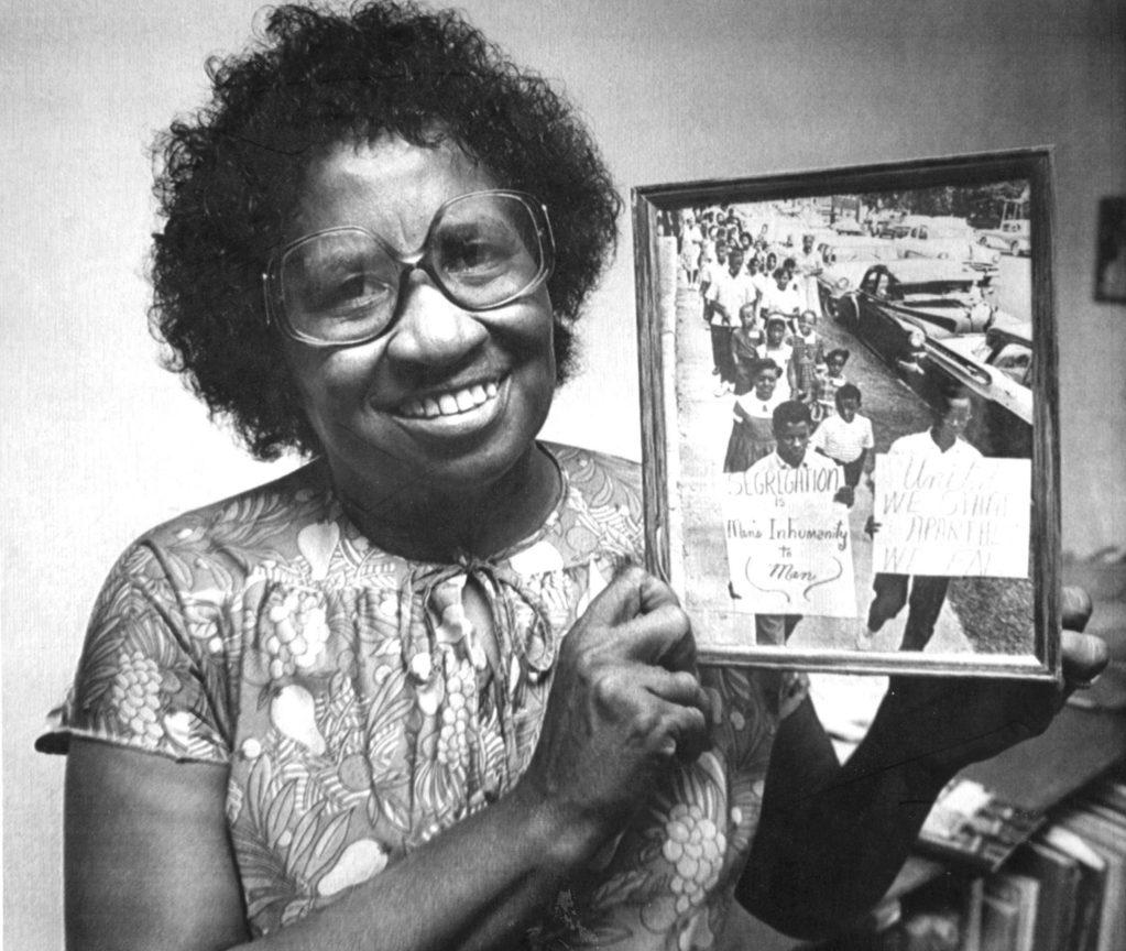 Hidden Legends: Clara Luper, Oklahoma City Sit-in - OU Daily