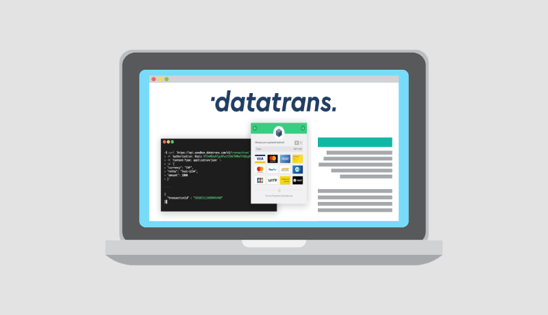 Datatrans Payments APIs Developer's Manual in PHP